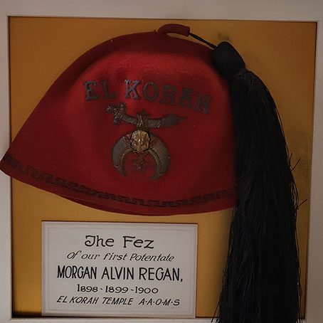 The First Potentate Fez